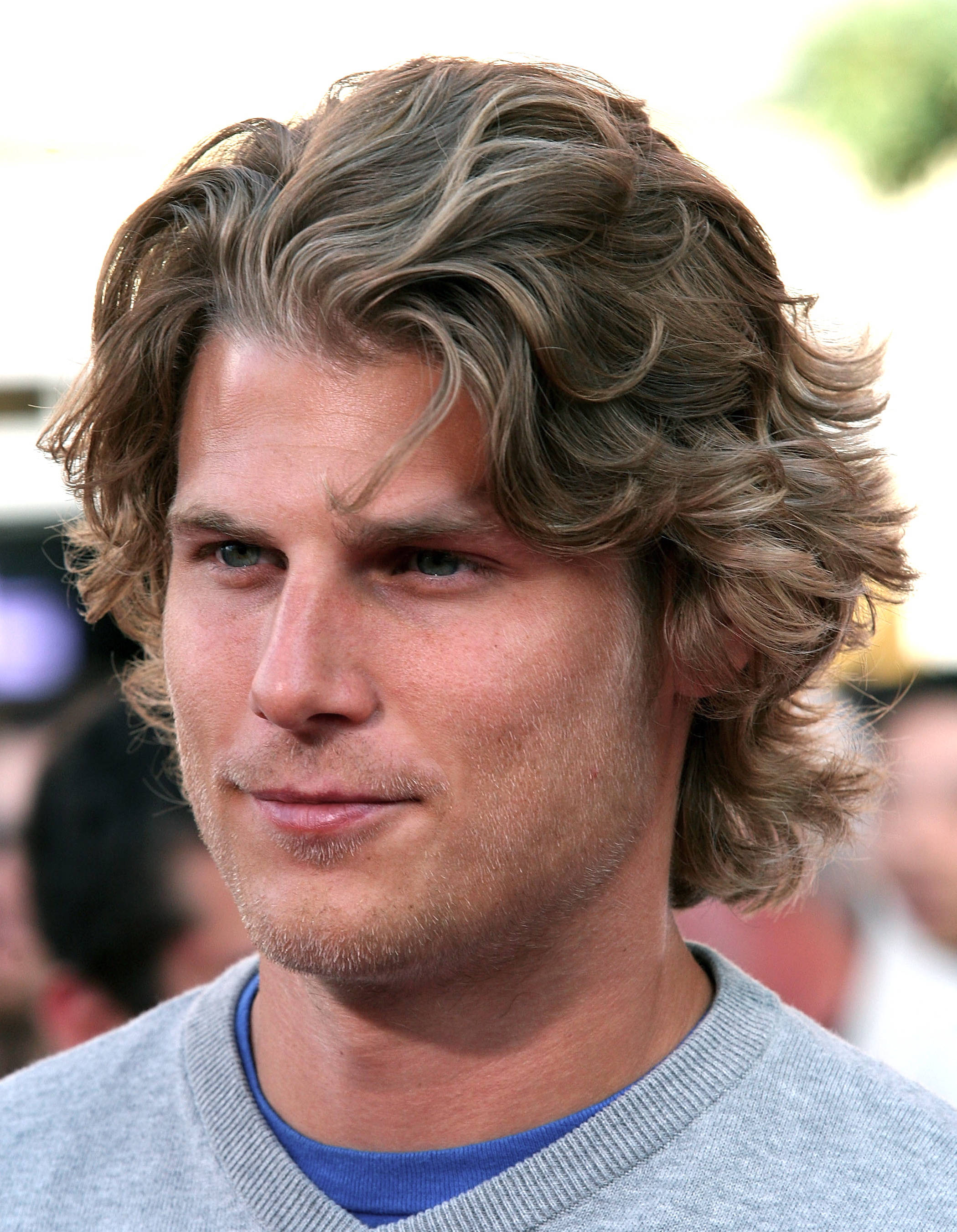 Men S Casual Inspiration 4: Men's Long Hairstyles